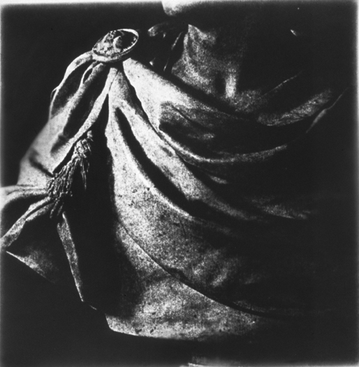 Shoulder Ornament, Gelatin Silver Print, 50in x 50in, 2000-1