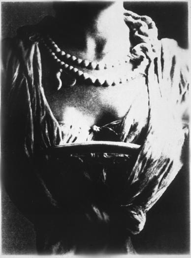 Necklace II, Gelatin Silver Print, 70in x 50in, 2000-1