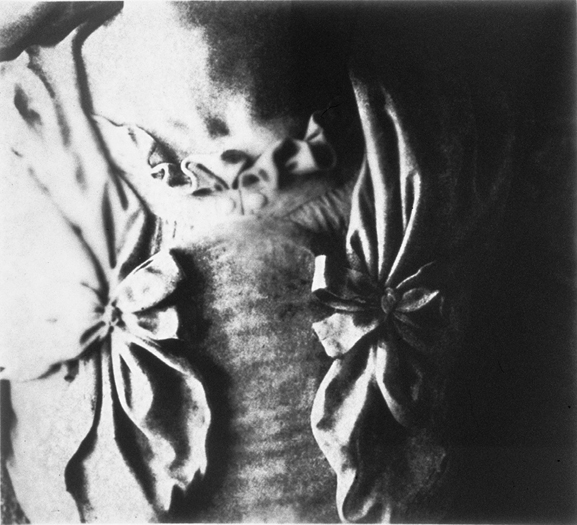 Bows, Gelatin Silver Print, 50in x 56in, 2000-1