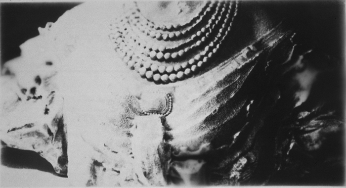 Six Strand Necklace, Gelatin Silver Print, 47in x 78in, 2000-1