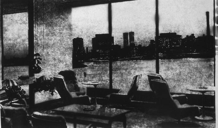 Harbor, Gelatin Silver Print, 45in x 73in, 1998